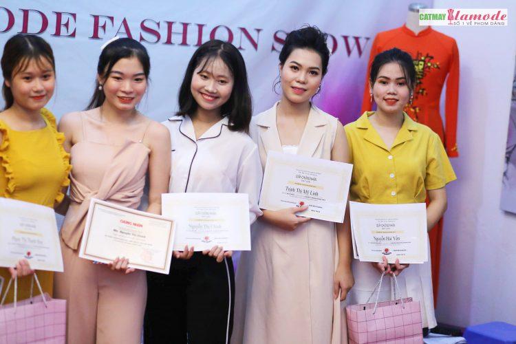Sản phẩm của học viên Alamode giải nhất 29 - Hình ảnh BST đạt giải nhất Alamode Fashion Show 2019
