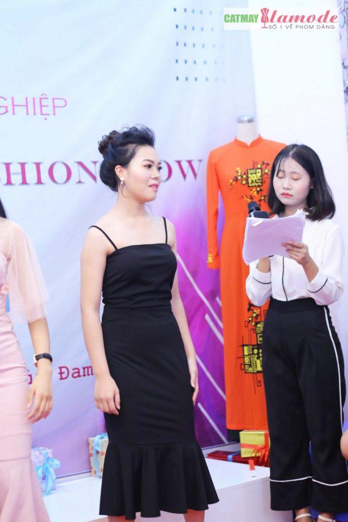 Sản phẩm của học viên Alamode giải nhất 4 683x1024 - Hình ảnh BST đạt giải nhất Alamode Fashion Show 2019
