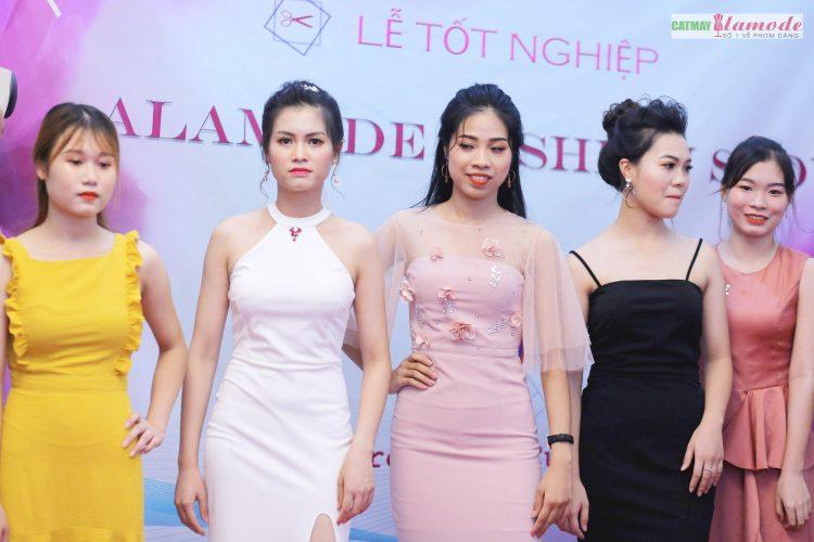 Sản phẩm của học viên Alamode giải nhất 5 - Hình ảnh BST đạt giải nhất Alamode Fashion Show 2019