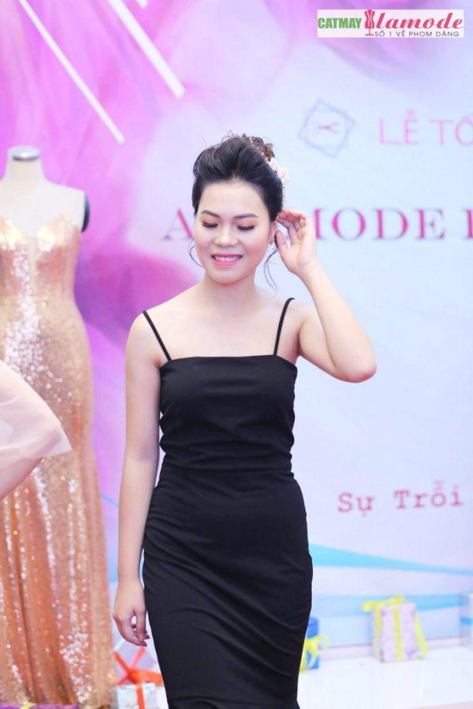 Sản phẩm của học viên Alamode giải nhất 6 683x1024 - Hình ảnh BST đạt giải nhất Alamode Fashion Show 2019