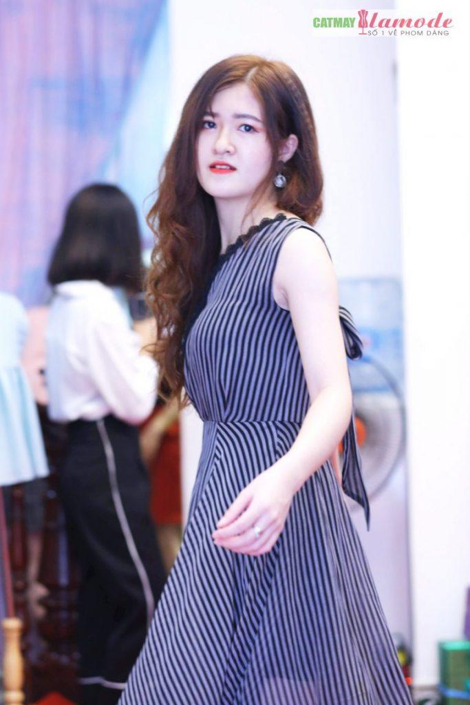 Sản phẩm học viên tại Cắt May Alamode 12 683x1024 - Hình ảnh BST đạt giải nhì Alamode Fashion Show 2019