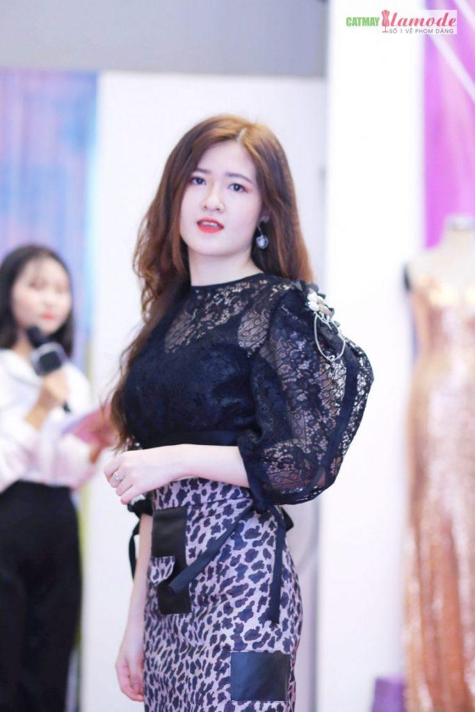 Sản phẩm học viên tại Cắt May Alamode 18 683x1024 - Hình ảnh BST đạt giải nhì Alamode Fashion Show 2019