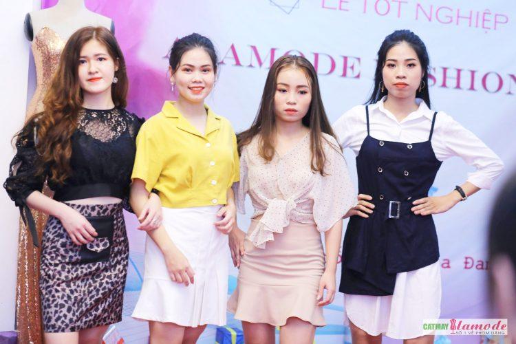 Sản phẩm học viên tại Cắt May Alamode 19 - Hình ảnh BST đạt giải nhì Alamode Fashion Show 2019