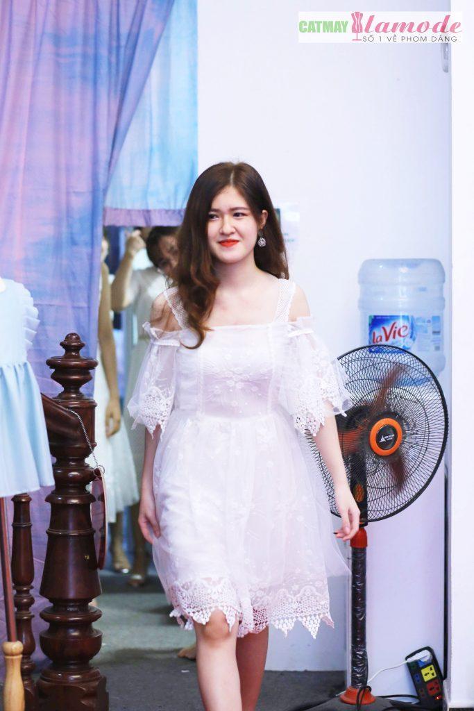 Sản phẩm học viên tại Cắt May Alamode 28 683x1024 - Hình ảnh BST đạt giải nhì Alamode Fashion Show 2019