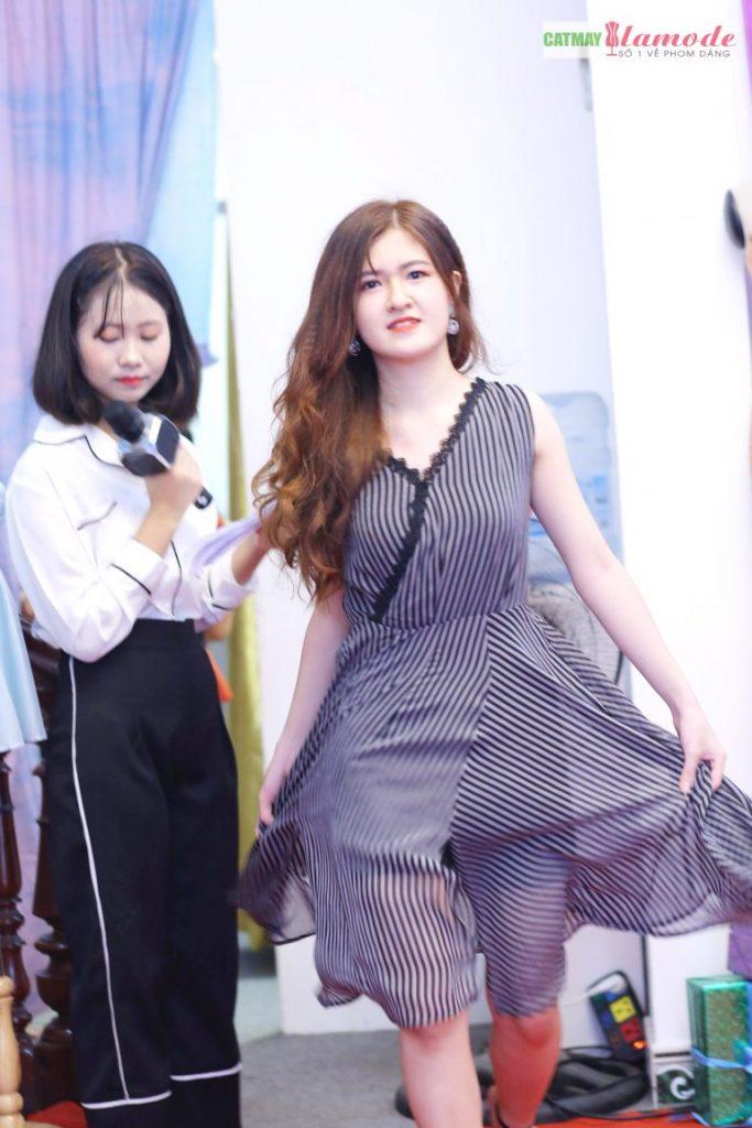 Sản phẩm học viên tại Cắt May Alamode 8 683x1024 - Hình ảnh BST đạt giải nhì Alamode Fashion Show 2019