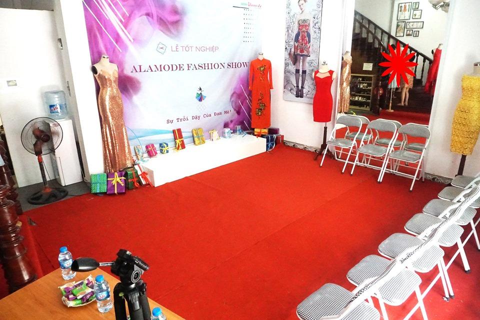 event thời trang tại alamode - Hình ảnh BST đạt giải nhất Alamode Fashion Show 2019