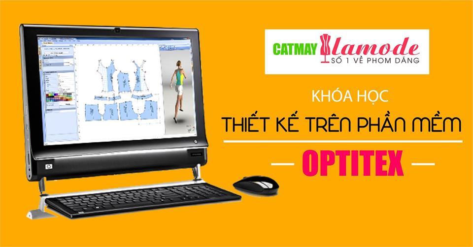 Thiet ke thoi trang optitex - Phần mềm Optitex: Thiết kế rập- nhảy size- giác sơ đồ