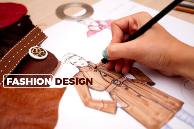 thiet ke thoi trang - Học thiết kế thời trang bắt đầu từ đâu?