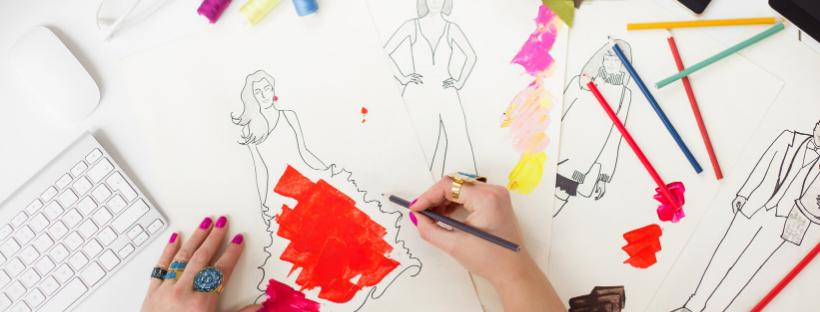 hoc kinh doanh thoi trang - Cách bán mẫu thiết kế thời trang