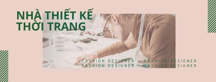 nhà thiết kế thời trang - Bí quyết trở thành nhà thiết kế thời trang chuyên nghiệp