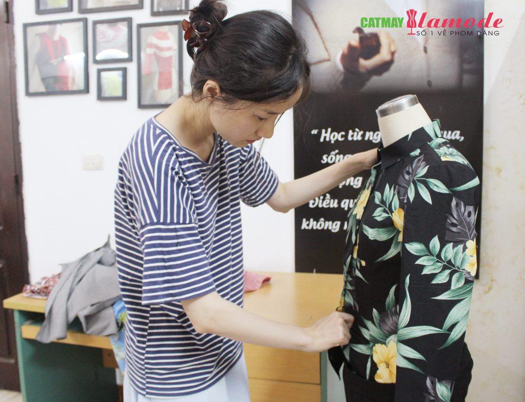 thuc hanh tro thanh nha thiet ke thoi trang - Bí quyết trở thành nhà thiết kế thời trang chuyên nghiệp