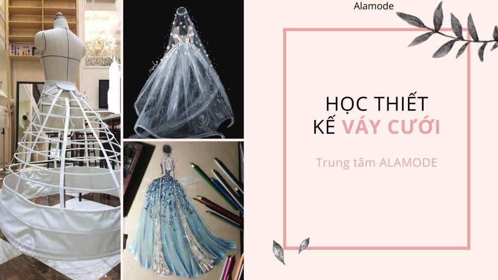 noi dung hoc may vay cuoi 1024x576 - Dạy may váy cưới | Học thiết kế váy cưới chuyên nghiệp