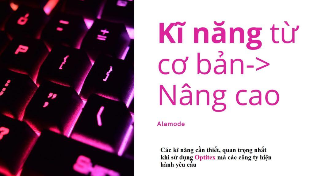hoc ki nang su dung optitex 1024x576 - Phần mềm Optitex: Thiết kế rập- nhảy size- giác sơ đồ