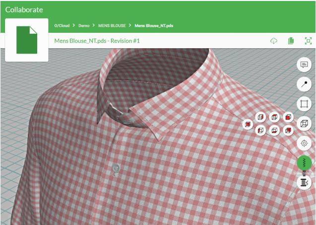 chuc nang cong tac optitex - Phần mềm Optitex: Thiết kế rập- nhảy size- giác sơ đồ