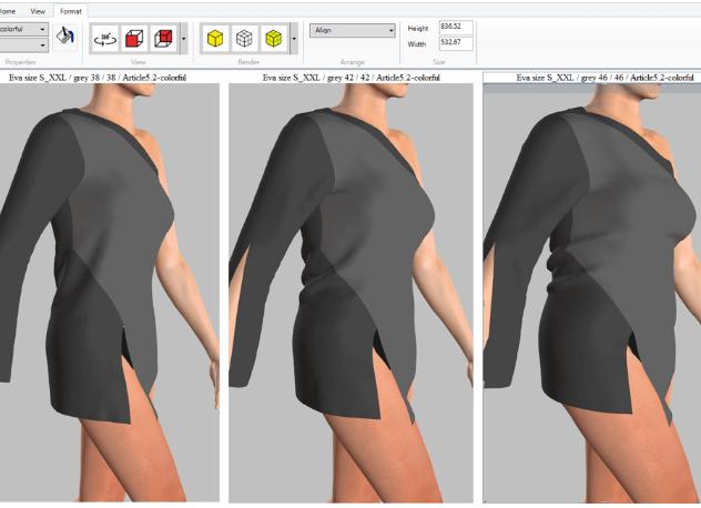 revu optitex - Phần mềm Optitex: Thiết kế rập- nhảy size- giác sơ đồ