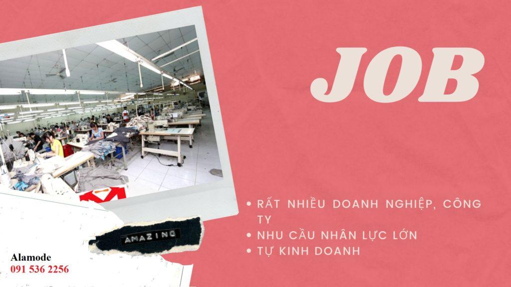cong viec lien quan den thoi tran cong so 1024x576 - Học cắt may+ thiết kế thời trang công sở chuyên nghiệp