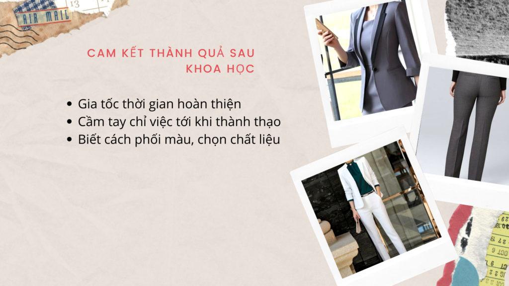 thanh qua khi tham gia khoa hoc may thoi trang cong so 1024x576 - Học cắt may+ thiết kế thời trang công sở chuyên nghiệp